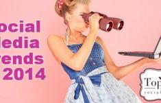 2014 Social Media Trends
