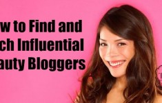 How to Find and Pitch Influential Beauty Bloggers